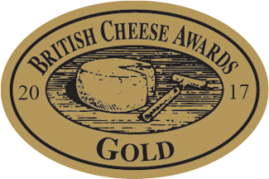 British Cheese Awards 2017 Gold