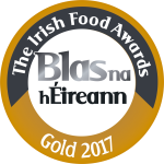 Gold Award Irish Food Awards 2017