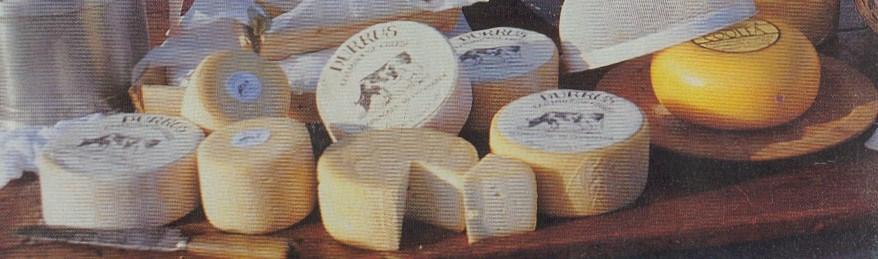 Durrus Cheese 1980s